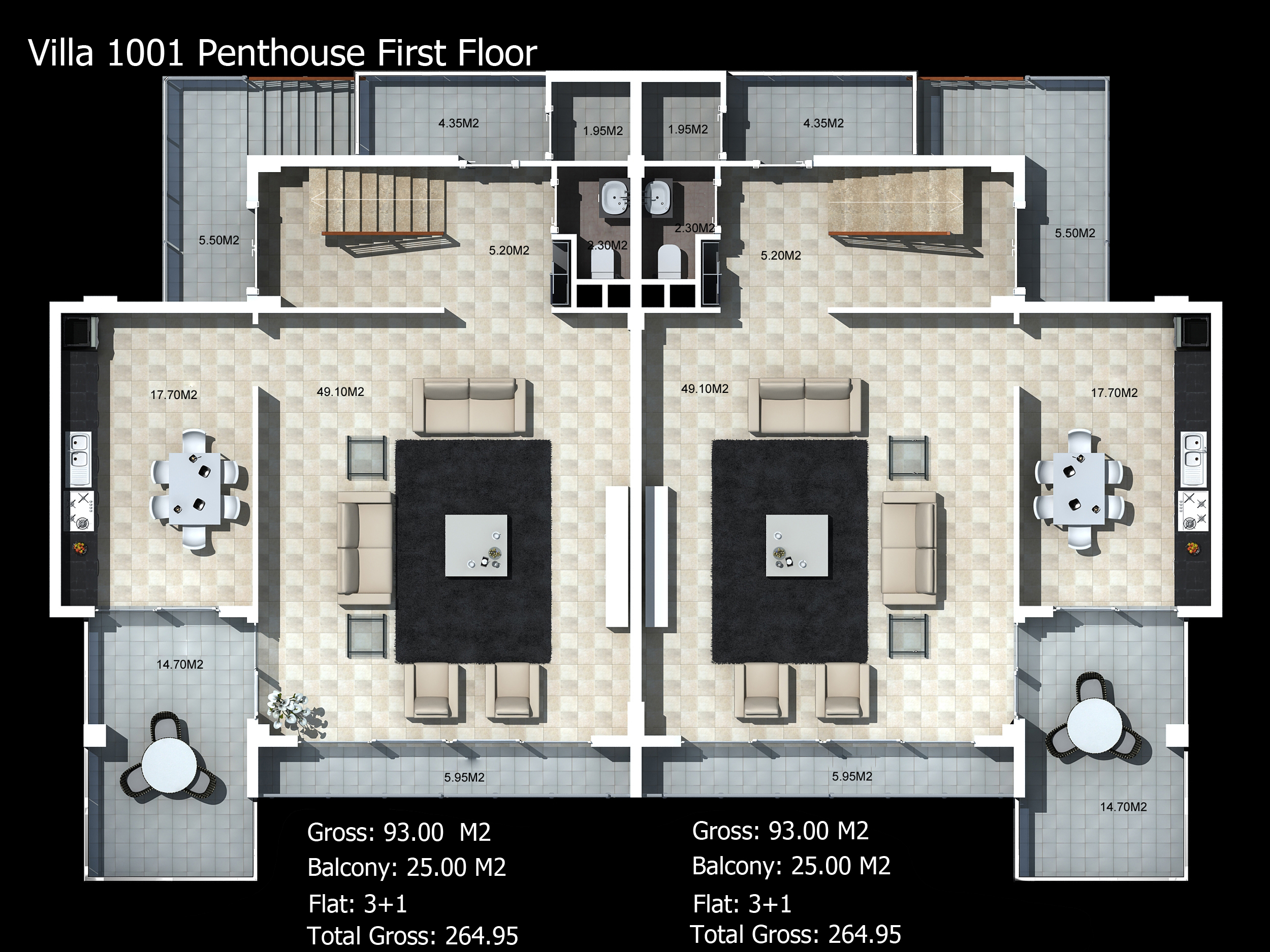villa-1001-penthouse-first-floor